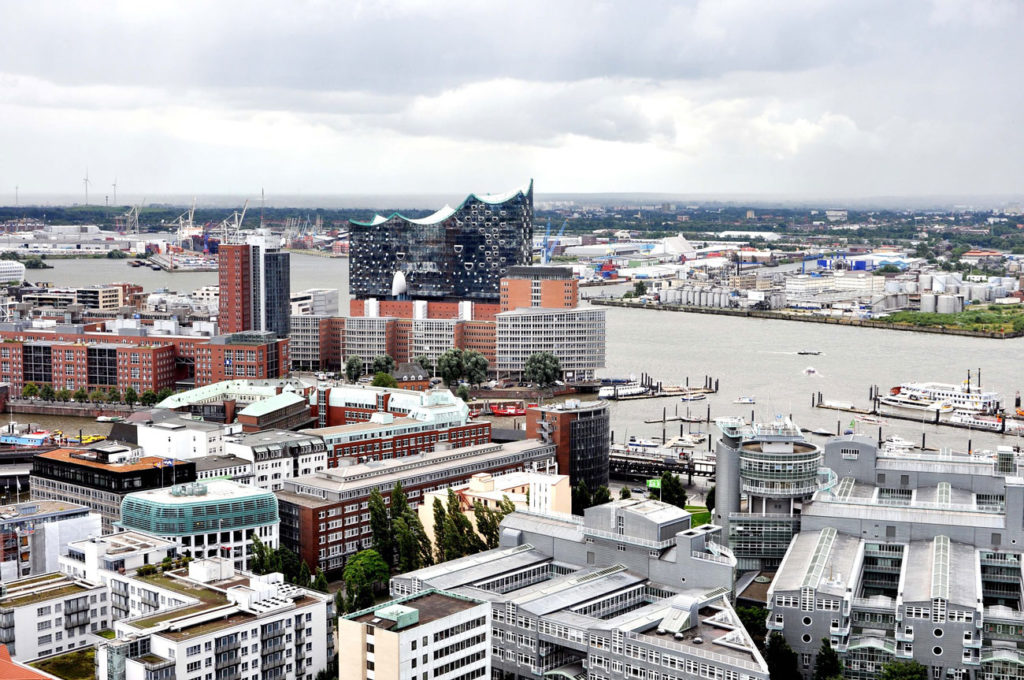Au Pair Гамбург