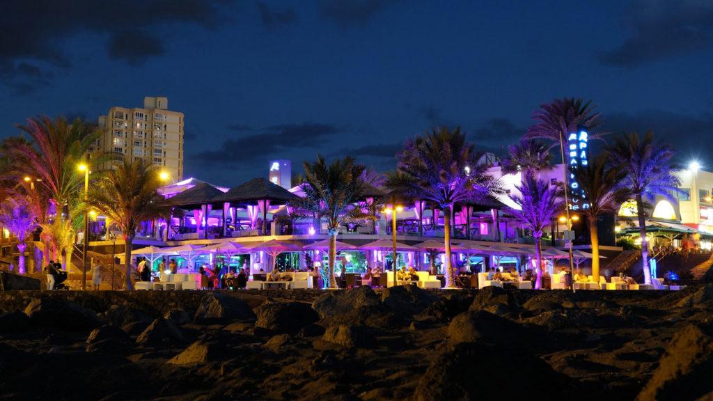 Ночная жизнь Майами